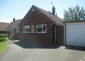 Thumbnail 3 bed bungalow for sale in Parkfields, Stafford