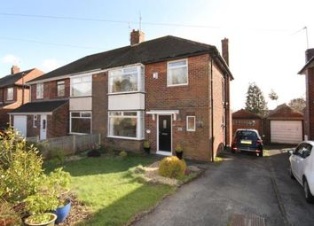 Thumbnail 3 bed semi-detached house for sale in Brocklehurst Avenue, Sheffield, South Yorkshire