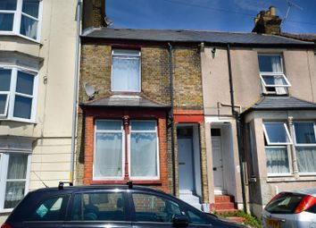 Thumbnail 2 bed terraced house for sale in Dane Road, Margate