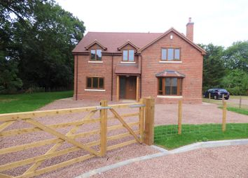 Thumbnail 5 bed detached house for sale in 2 Shire Gardens, Tunnel Hill, Upton Upon Severn, Worcestershire