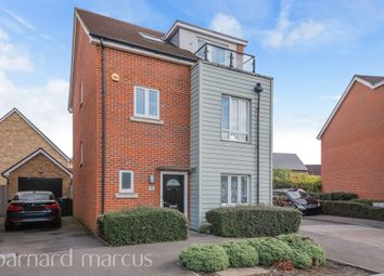 Thumbnail 4 bedroom detached house for sale in Parkview Way, Epsom
