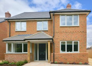 Thumbnail 5 bed detached house for sale in Morteyne Meadows, Marston Moretaine
