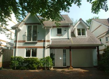Thumbnail 4 bedroom detached house to rent in Brownsea View Avenue, Lilliput, Poole
