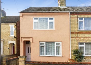 Thumbnail 3 bed end terrace house for sale in Granville Street, Peterborough