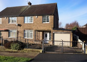 Thumbnail 3 bed semi-detached house for sale in Dawson Lane, Bradford