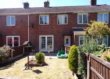 Thumbnail 3 bed terraced house for sale in Cefndre, Wrexham, Wrecsam