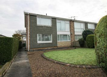Thumbnail 2 bed flat for sale in Mirlaw Road, Whitelaw Chase, Cramlington
