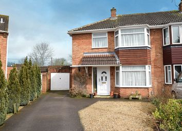 Thumbnail 4 bedroom semi-detached house for sale in Rosary Gardens, Yateley