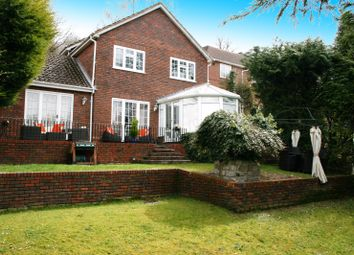 Thumbnail 4 bed detached house for sale in Beech Way, South Croydon