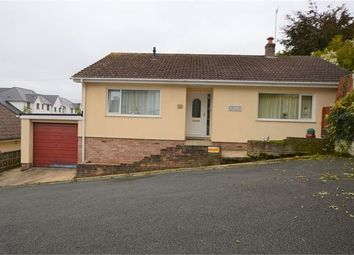 Thumbnail 2 bedroom detached bungalow for sale in George Street, Newton Abbot, Devon.