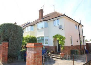 Thumbnail 3 bed semi-detached house for sale in Leslie Avenue, Claines, Worcester