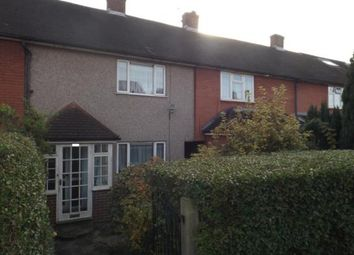 Thumbnail 2 bed terraced house for sale in Burrow Road, Chigwell