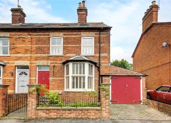 Thumbnail 4 bed semi-detached house for sale in Priory Road, Newbury, Berkshire