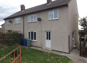 Thumbnail 3 bed semi-detached house for sale in Devon Drive, Brimington, Chesterfield, Derbyshire