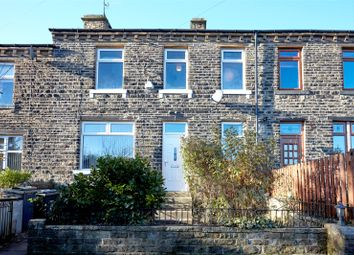 Thumbnail 2 bed terraced house for sale in Spring Bank, Cullingworth, Bradford, West Yorkshire