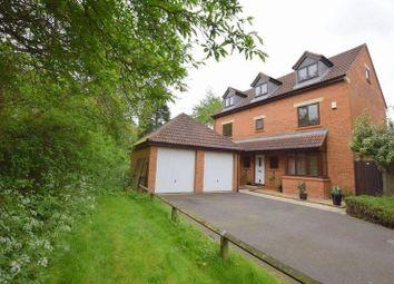Thumbnail 6 bed detached house for sale in Langport Crescent, Oakhill, Milton Keynes