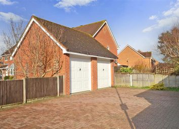 Thumbnail 3 bed semi-detached house for sale in Hunters Walk, Sholden, Deal, Kent