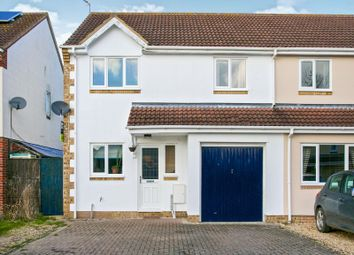 Thumbnail 4 bed detached house to rent in Skeifs Row, Benwick, March