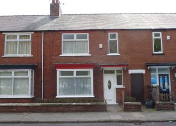 Thumbnail 3 bed terraced house to rent in Chipchase Road, Linthorpe, Middlesbrough