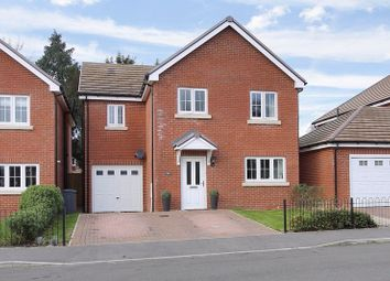 Thumbnail 4 bed detached house for sale in Weyhill Gardens, Weyhill Village, Nr Andover
