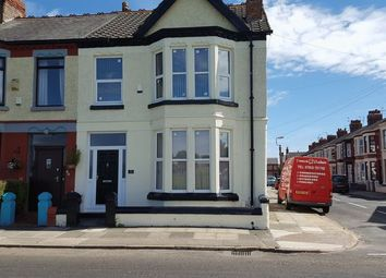 Thumbnail 1 bedroom terraced house to rent in Grant Avenue, Wavertree, Liverpool