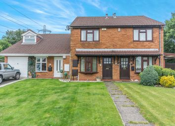 Thumbnail 2 bed semi-detached house for sale in The Rookery, Halesowen