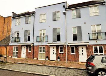 Thumbnail 4 bed terraced house for sale in Laurens Van Der Post Way, Ashford
