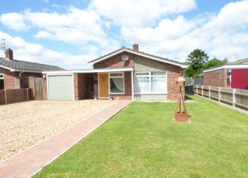 Thumbnail 3 bed detached bungalow for sale in Kingswood Close, Brooke