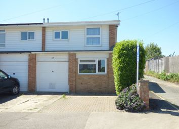 Thumbnail 3 bed semi-detached house for sale in Filsham Drive, Bexhill-On-Sea