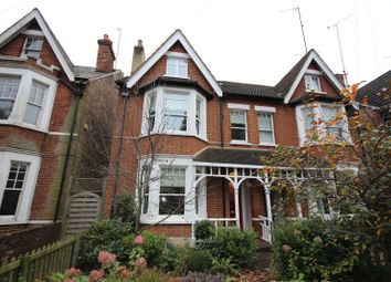 Thumbnail 4 bed semi-detached house for sale in Luton Road, Harpenden, Hertfordshire