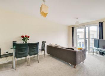 Thumbnail 2 bed flat for sale in Effra Parade, London