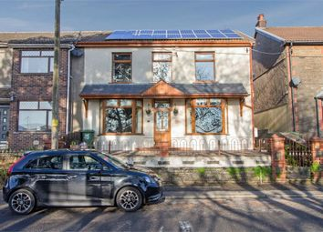 Thumbnail 4 bed semi-detached house for sale in Gilfach Road, Tonyrefail, Porth, Mid Glamorgan