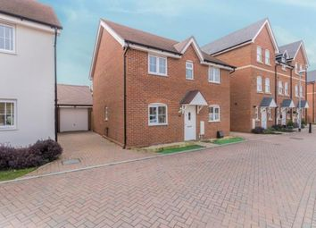 Thumbnail 4 bed detached house for sale in Clifford Crescent, Sittingbourne, Kent