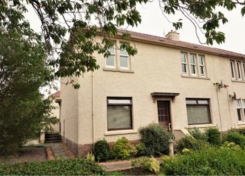 Thumbnail 2 bed flat for sale in Strathkinnes Road, Kirkcaldy