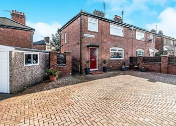 Thumbnail 3 bedroom semi-detached house for sale in Pinner Place, Burnage, Manchester