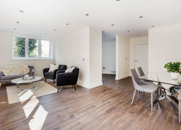 Thumbnail 2 bedroom flat for sale in Church Lane, Oxted, Surrey.