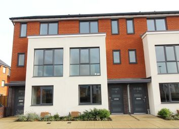 Thumbnail 4 bedroom terraced house for sale in Woolhampton Way, Kennet Island, Reading