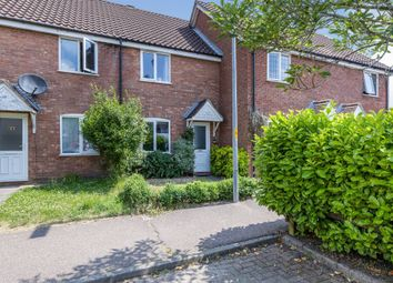 Thumbnail 2 bed terraced house for sale in Thorpe Drive, Attleborough