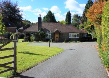 Thumbnail 3 bed detached bungalow for sale in Upperfield, Easebourne, Midhurst