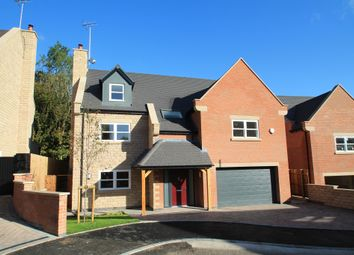 Thumbnail 5 bed detached house for sale in Chesterfield Road, Oakerthorpe, Alfreton