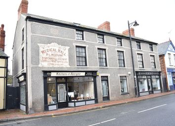 Thumbnail 1 bed flat for sale in Market Street, Abergele