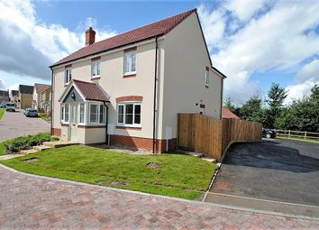 Thumbnail 4 bed detached house for sale in Whitley Meadows, Woolavington