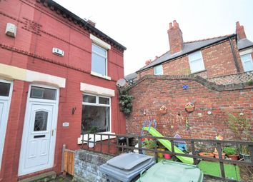 Thumbnail 2 bed end terrace house for sale in Greenbank Avenue, New Brighton, Wallasey