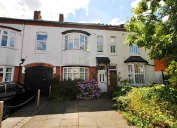 Thumbnail 4 bed terraced house for sale in Featherstone Road, Kings Heath, Birmingham