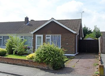 Thumbnail 2 bed semi-detached bungalow for sale in Chegworth Gardens, Tunstall, Sittingbourne, Kent