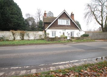 Thumbnail 3 bed detached house for sale in Windlesham Road, Chobham, Woking, Surrey