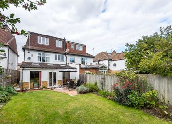 Thumbnail 4 bed semi-detached house for sale in Richmond Park Road, East Sheen