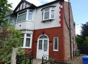 Thumbnail 3 bedroom semi-detached house for sale in Erlington Avenue, Firswood, Manchester