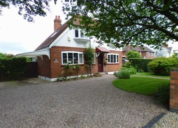 Thumbnail 4 bedroom detached house for sale in Middlewich Road, Elworth, Sandbach