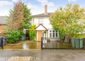 3 bed semi-detached house for sale in Gainsborough Road, New Malden KT3